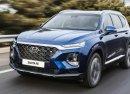 Hyundai Santa Fe 2019 giá thấp nhất 1,1 tỷ đồng ở Việt Nam