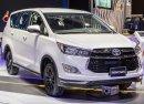 Toyota Innova bổ sung tính năng để bảo toàn ngôi vương MPV 7 chỗ tại Việt Nam