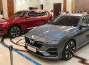 Sedan và SUV VinFast dự kiến ra mắt thị trường Việt Nam ngày 20/11