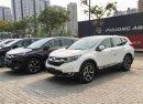 Chính thức: Honda CR-V tăng giá 10 triệu đồng từ ngày 1/1/2019
