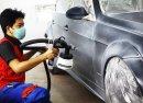 Dịch vụ sơn xe đắt khách, giá tăng nhảy vọt