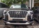 Hyundai Palisade lần đầu tiên lộ diện tại Việt Nam, đối đầu Ford Explorer