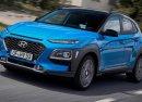 Hyundai Kona hybrid chính thức ra mắt toàn cầu