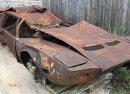 """""""Choáng"""" với """"sắt gỉ"""" De Tomaso Pantera 1971 được rao bán với giá 2.000 USD"""