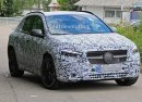 Mercedes-Benz GLA 2021 chạy thử để lộ kiểu dáng mới