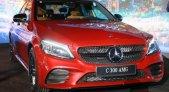 Mercedes-Benz C-Class 2019 chính thức ra mắt tại VN, giá từ 1,5 tỷ đồng