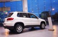 Bán xe Volkswagen Tiguan 2015 đời 2015, màu trắng. Xe Đức nhập khẩu khuyến mãi 50% phí trước bạ giá 1 tỷ 350 tr tại Tp.HCM