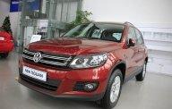 Bán xe Volkswagen Tiguan 2015 năm 2015, màu đỏ, nhập khẩu nguyên chiếc giá 1 tỷ 350 tr tại Tp.HCM