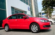 Cần bán xe Volkswagen Polo đời 2015, màu đỏ, xe nhập, giá 640tr giá 640 triệu tại Tp.HCM