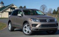 Bán Volkswagen Touareg đời 2016, màu nâu, xe nhập giá 2 tỷ 889 tr tại Tp.HCM