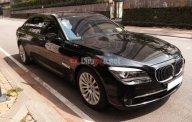 Bán xe BMW 7 50Li 2009, màu đen, nhập khẩu, số tự động giá 2 tỷ 100 tr tại Tp.HCM