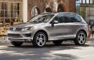 Bán xe Volkswagen Touareg 2016 đời 2015, màu bạc, nhập khẩu chính hãng giá 2 tỷ 889 tr tại Tp.HCM