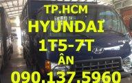 TP. HCM - Hyundai HD650, thùng kín, màu xanh giá 542 triệu tại Tp.HCM