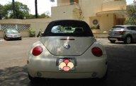 Cần bán gấp Volkswagen New Beetle 2004, màu kem (be), nhập khẩu  giá 480 triệu tại Tp.HCM