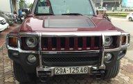 Cần bán Hummer H3 3.6 đời 2008, màu đỏ, nhập khẩu chính hãng giá 1 tỷ 900 tr tại Hà Nội
