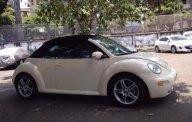 Cần bán lại xe Volkswagen New Beetle sản xuất 2004, màu trắng  giá 480 triệu tại Tp.HCM