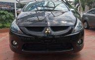 Cần bán Mitsubishi Grandis 2.4 Mivec 2009, màu đen giá 595 triệu tại Tp.HCM