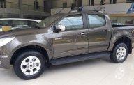 Bán tải Chevrolet Colorado LTZ phiên bản 2017 màu nâu, ưu đãi đặc biệt khách hàng Lâm Đồng, đưa trước 10% nhận xe ngay giá 789 triệu tại Lâm Đồng