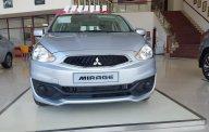 Bán Mitsubishi Mirage MT Facelift model 2017, màu bạc, khuyến mại lớn, nhập khẩu nguyên chiếc, giá cạnh tranh giá 411 triệu tại Hà Nội