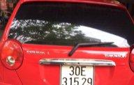 Bán Chevrolet Spark LS đời 2009, màu đỏ  giá 180 triệu tại Hà Nội