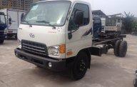 Hyundai HD800 tải trọng 8,8 tấn thùng mui bạt,thùng kín giá 665 triệu tại Hà Nội