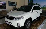 Cần bán Kia Sorento GAT đời 2018, màu trắng, số tự động 6 cấp giá 828 triệu tại Khánh Hòa