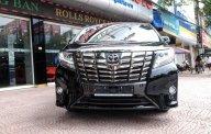 Bán Toyota Alphard Escutive năm 2016, màu đen, xe nhập giá 4 tỷ 276 tr tại Hà Nội