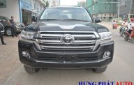 Bán Toyota Land Cruiser V8 5.7 đời 2016, màu đen, nhập khẩu chính hãng giá 5 tỷ 600 tr tại Hà Nội