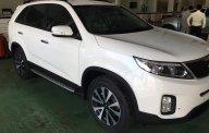 Bán Kia Sorento 2.4 GAT 2018, màu trắng, cùng nhiều ưu đãi hấp dẫn khác giá 799 triệu tại Gia Lai