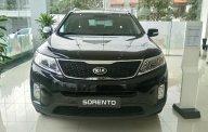 Bán xe Kia Sorento GAT đời 2017, màu đen hỗ trợ trả góp, LH 0989.240.241 giá 799 triệu tại Phú Thọ