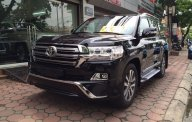 Cần bán Toyota Land Cruiser VX. R đời 2017, màu đen, xe giao ngay giá 4 tỷ 769 tr tại Hà Nội