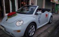 Cần bán xe Volkswagen New Beetle đời 2004, màu xanh lam, nhập khẩu nguyên chiếc giá 525 triệu tại Tp.HCM