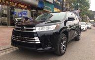 Giao ngay Toyota Highlander 2018 màu đen, trắng, đỏ, xám, nâu, giá tốt nhất giá 2 tỷ 555 tr tại Hà Nội