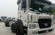 HD320 Xe tải Hyundai 4 chân tải trọng 18tấn nhập khẩu nguyên chiếc chính hãng giá 1 tỷ 860 tr tại Hà Nội