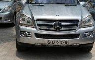 Bán xe Mercedes GL 450 đời 2006, màu bạc, xe nhập giá 870 triệu tại Tp.HCM