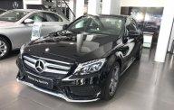 Cần bán Mercedes C300 AMG đời 2017, màu đen giá 1 tỷ 630 tr tại Hà Nội