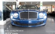 Bentley Mulsanne Speed 2016 nhập mới giá 25 tỷ tại Hà Nội