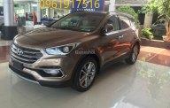 Bán Hyundai Santa Fe 2.4 xăng, có xe giao ngay, hỗ trợ trả góp: 0961917516 giá 1 tỷ 65 tr tại Vĩnh Phúc