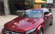 Cần bán xe Mercedes C200 sản xuất 2015, màu đỏ còn mới giá 1 tỷ 300 tr tại Tp.HCM