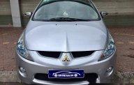 Cần bán gấp Mitsubishi Grandis 2.4 Mivec đời 2009, màu bạc chính chủ, giá tốt giá 495 triệu tại Hải Phòng