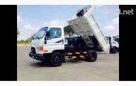 Bến Tre bán xe ben Hyundai 6 tấn HD99 - 5 khối - nhập khẩu CKD giá 748 triệu tại Bến Tre