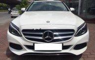Bán ô tô Mercedes C200 đời 2015, màu trắng giá 1 tỷ 220 tr tại Hà Nội