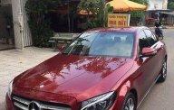 Bán Mercedes C200 đời 2015, màu đỏ còn mới giá 1 tỷ 300 tr tại Tp.HCM
