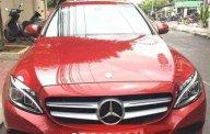 Cần bán lại xe Mercedes C200 đời 2015, màu đỏ giá 1 tỷ 220 tr tại Hà Nội