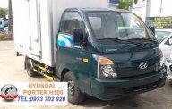 Bán xe tải Hyundai H100 thùng kín Composite mới 100%, có máy lạnh giá 400 triệu tại Cần Thơ