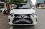 Bán ô tô Lexus LX 570 đời 2017, màu trắng, nhập khẩu nguyên chiếc giá 7 tỷ 10 tr tại Hà Nội