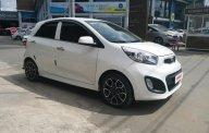 Bán ô tô Kia Picanto 1.25AT 2011, màu trắng, xe nhập giá 335 triệu tại Tp.HCM