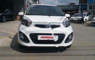 Cần bán Kia Picanto 1.25AT sản xuất 2011, màu trắng, nhập khẩu số tự động giá 335 triệu tại Tp.HCM