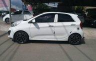 Bán Kia Picanto 1.25AT đời 2011, màu trắng số tự động giá 335 triệu tại Tp.HCM