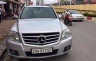 Cần bán gấp Mercedes GLK300 4 Matic đời 2009, màu bạc, nhập khẩu nguyên chiếc, số tự động giá 695 triệu tại Hà Nội